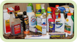Household Hazardous Materials