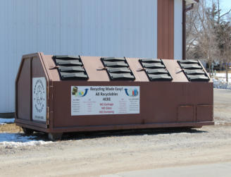 Rural Recycling at Watkins